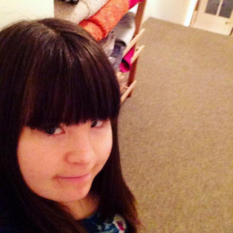 A Megan selfie.