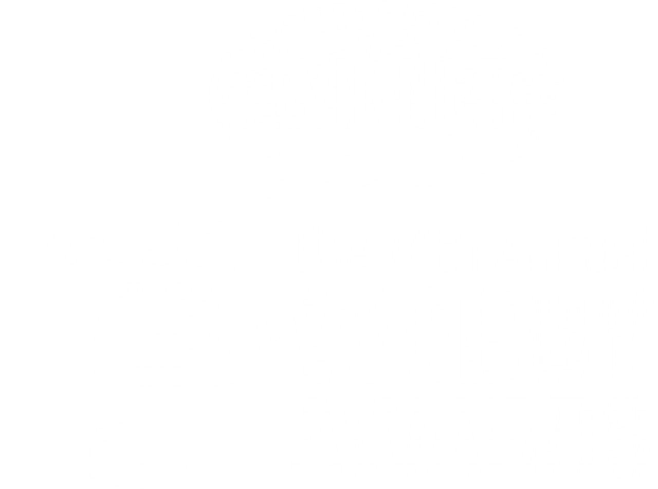 14th Webby Awards winner badge.