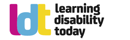 Learning Disability Today logo.