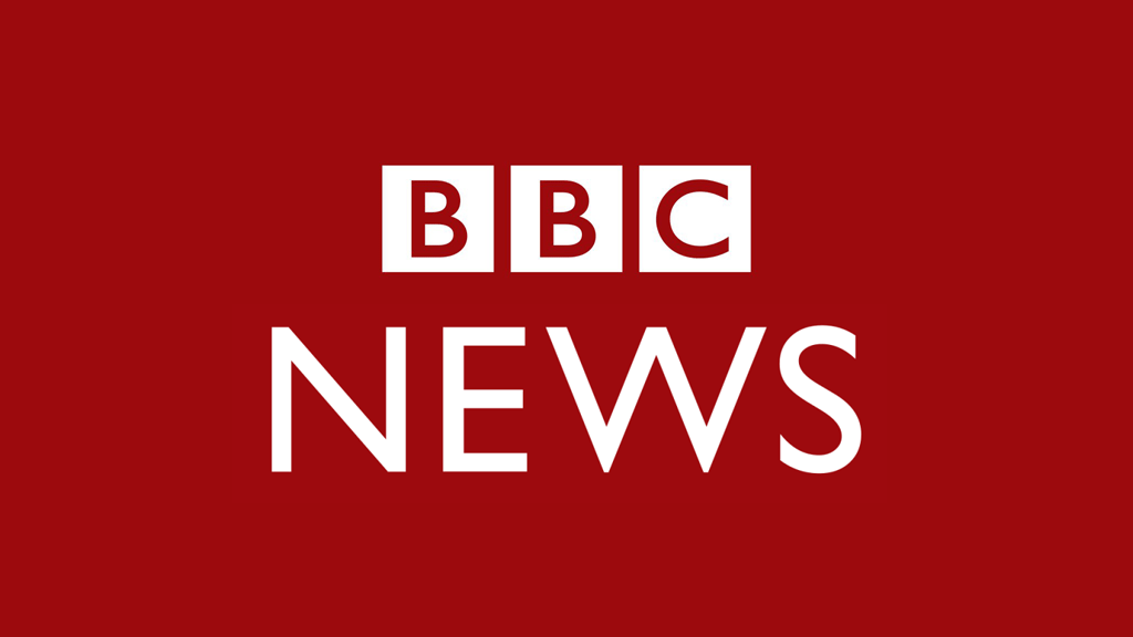 BBC News logo.