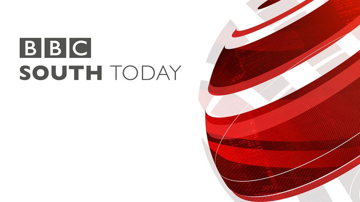 BBC South logo.
