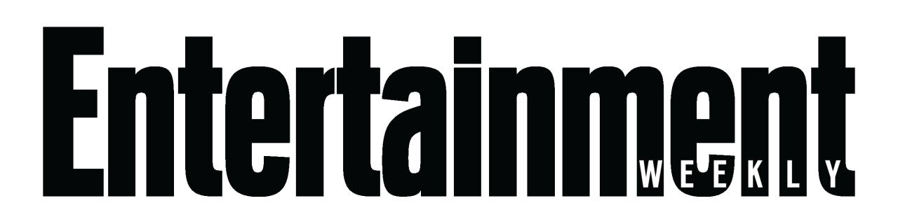 Entertainment Weekly logo.