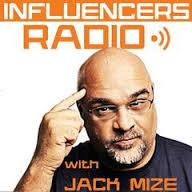 Influencers Radio logo.