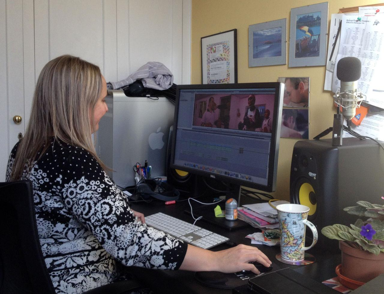 Katy editing.