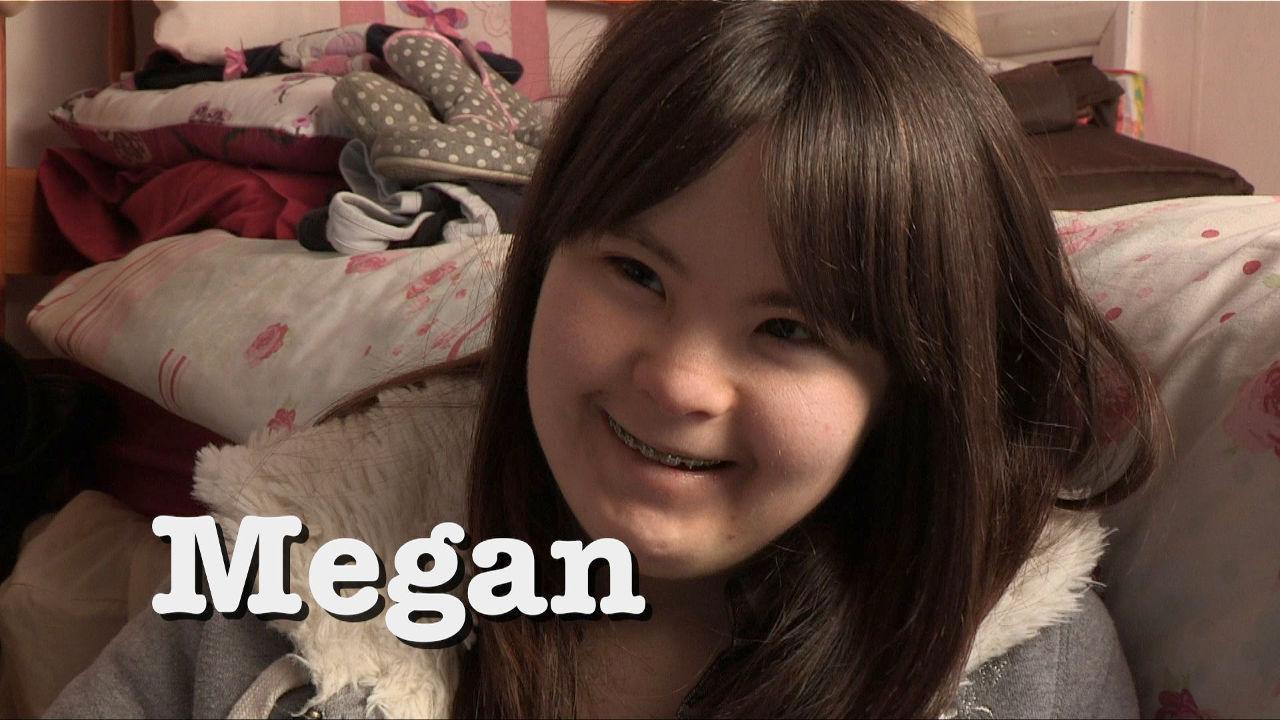 Megan.