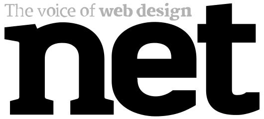 net Magazine logo.