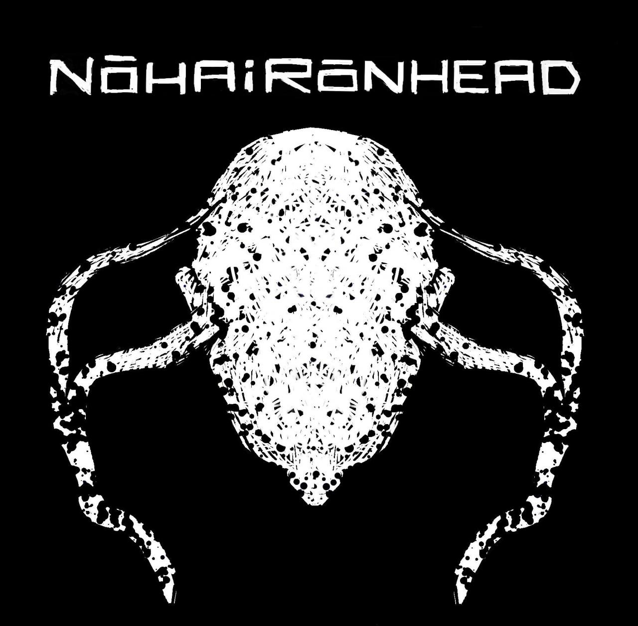 No Hair On Head logo
